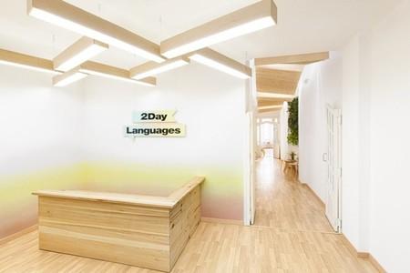 Espacios que inspiran: una escuela de idiomas en Valencia