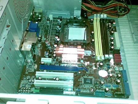 Montando nuestro ordenador