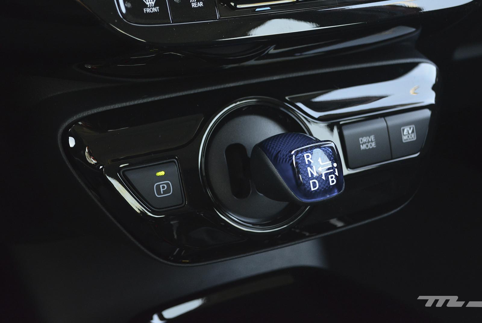 Foto de Toyota Prius 2019 (prueba) (14/17)