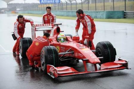 Ferrari ya podría estar pensando en el 2010