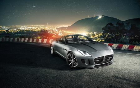 Jaguar F-Type por Ciprian Mihai