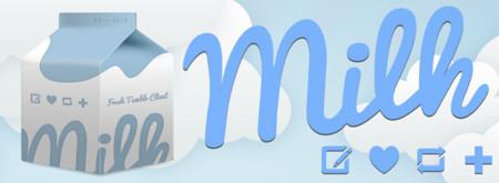Milk, un cliente nativo de Tumblr para OS X