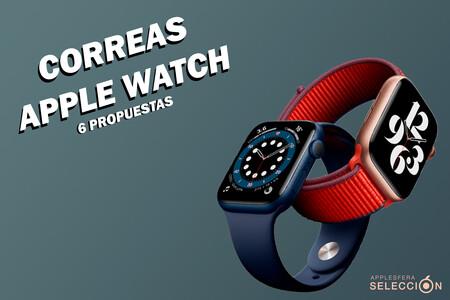 """Los Reyes Magos me han traído un Apple Watch: seis correas para personalizar el reloj """"inteligente"""""""