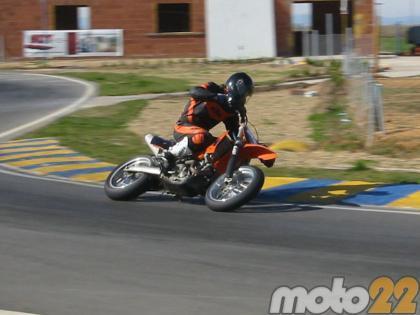 Moto22 en la competición: Presentación