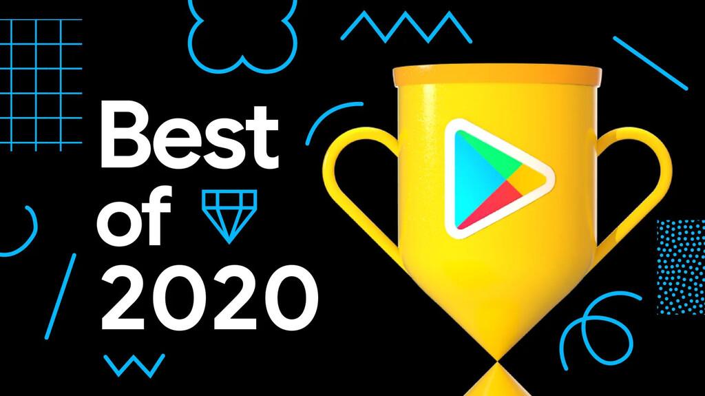 Google Play anuncia los mejores juegos y aplicaciones de 2020