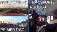 Cruzando la Ciudad de México, ¿Qué método es el más rápido, barato, y eficiente?