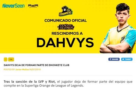 Dahvys