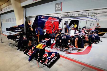 Toro Rosso estrenará nariz en Singapur