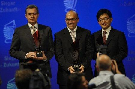 Toyota Prius, segundo premio como 'Coche del Futuro' según ADAC