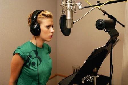 Scarlett Johannson prevé sacar un segundo disco