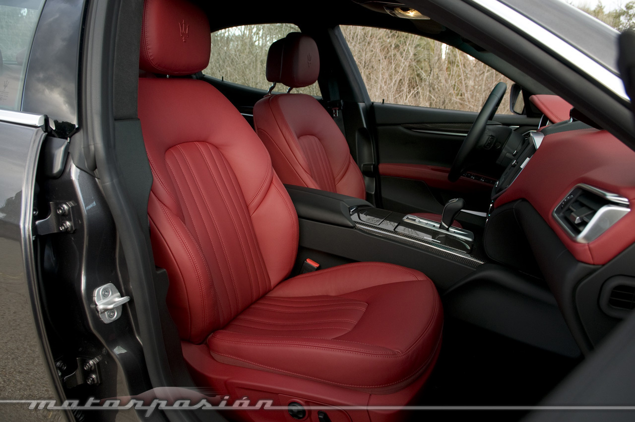 Foto de Maserati Ghibli Diésel (prueba) (33/42)