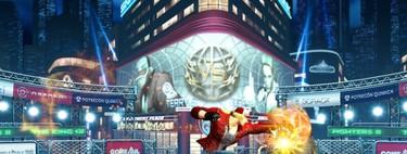 La saga The King Of Fighters es mucho más que un videojuego de peleas, es una carta de amor por México