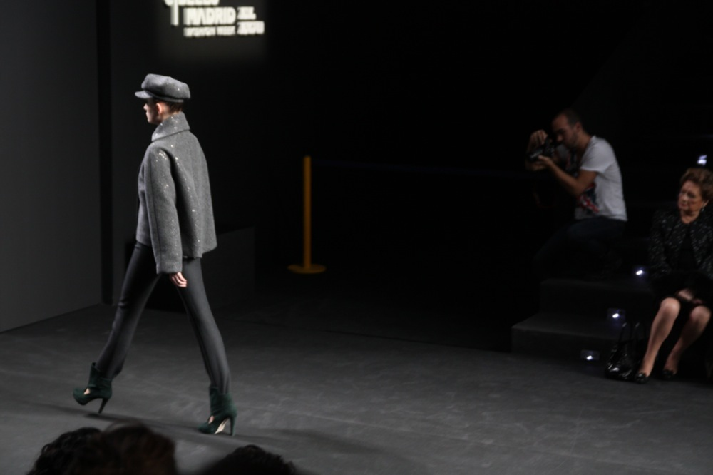 Foto de Jesús del Pozo en la Cibeles Fashion Week Otoño-Invierno 2011/2012 (21/71)