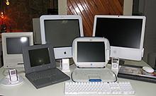 Rendimiento de generaciones Mac: desde el G3 hasta el Xeon