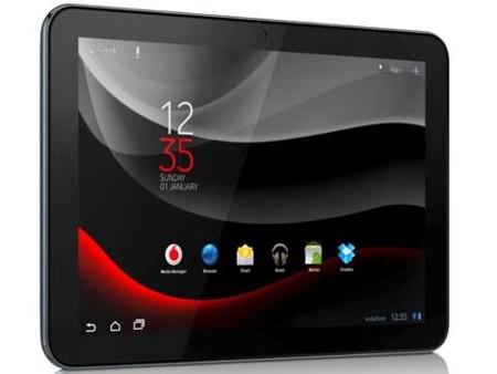 Vodafone enseñará sus tablets y teléfonos Smart 4G en los premios Xataka 2013