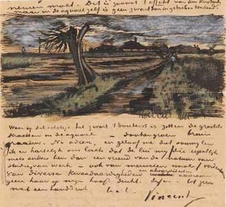 Se publica la versión íntegra de las cartas de Vicent Van Gogh