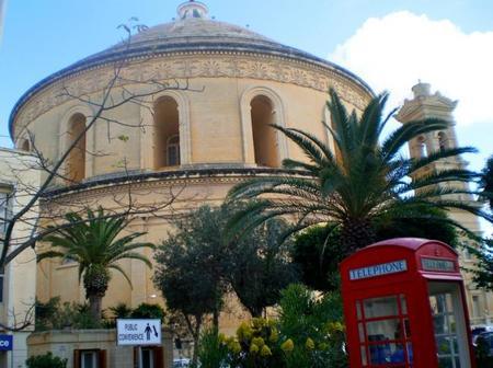 La iglesia de Mosta, ¿la cúpula más grande de Malta?