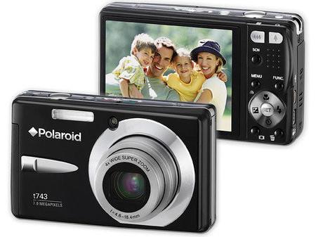 Polaroid T743