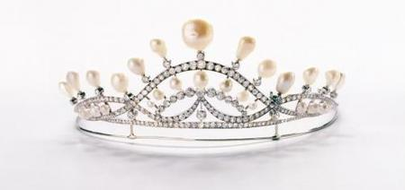 Las diademas de Chaumet para un mundo de princesas