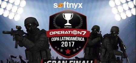Gran final del primer torneo de eSports de Operation 7 será en Bogotá