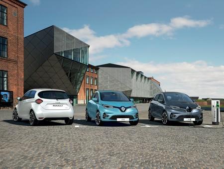 Renault Zoe 2020 5