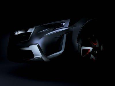 Subaru XV Concept, el modelo que conocerás en Ginebra