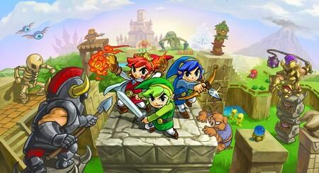 The Legend of Zelda: Tri Force Heroes, la unión hace la Trifuerza en la aventura multijugador más disparatada de Link