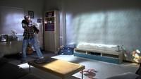 RoomAlive, así es como Microsoft quiere que nuestra habitación pueda ser un videojuego