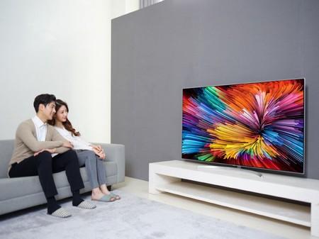 SUPER UHD, los televisores 4K y HDR con los que LG quiere conquistar el mercado en 2017