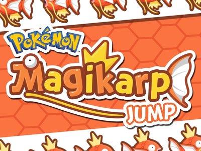 El simpático Pokémon: Magikarp Jump! ya se puede descargar gratis en iOS y Android