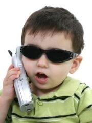 Mosquito, un tono de teléfono sólo para niños