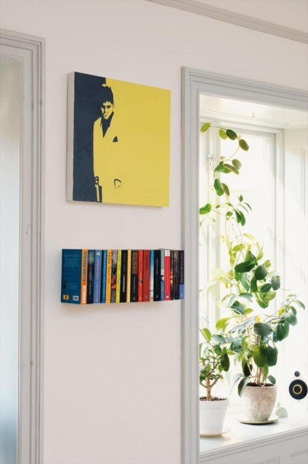 Foto de Casas que inspiran: aprovechar el espacio también en una casa amplia (9/12)