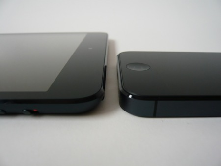 Análisis iPad mini frente iPhone 5