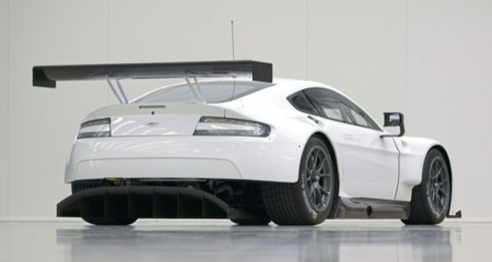 Aston Martin Vantage Gte 2016 Rear