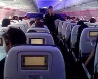 Chatea con tus compañeros de avión en pleno vuelo; será divertido