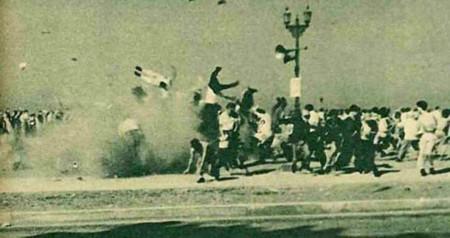 Accidente Gran Premio Cuba