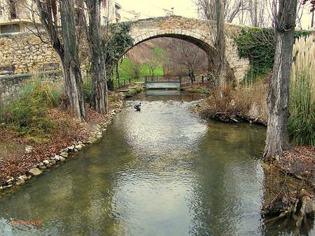 Semana Santa 2009: Entre viñedos y montañas por el sur de Burgos