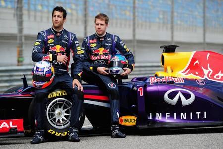 Red Bull no dejará de lado a Sebastian Vettel en lo que queda de año