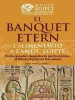 Visita guiada y degustación gastronómica en el Museo Egipcio de Barcelona
