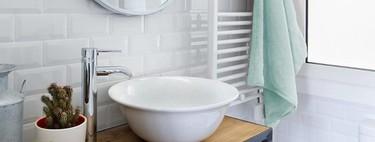 Los cuartos de baño también a exámen; cómo refrescarlos con accesorios low cost