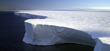¿Cuál es el iceberg más grande del que se tiene constancia?
