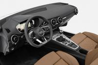 Audi muestra el interior del TT 2014 en el CES de Las Vegas