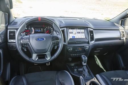 Ford Ranger Raptor 2020 Prueba 026