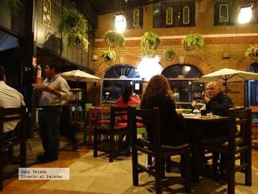 La Farine, pequeño restaurante al sur del D.F.