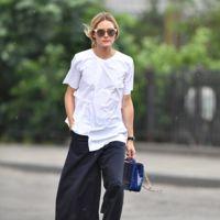 No te dejes engañar por el estilo deportivo y casual de Olivia Palermo, sus slippers cuestan casi 1000 euros