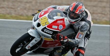 MotoGP Francia 2012: el piloto local Louis Rossi gana en Moto3 delante de su afición