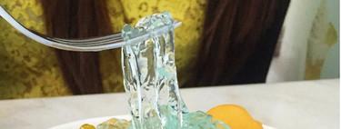 Ramen helado, un original y elegante postre japonés