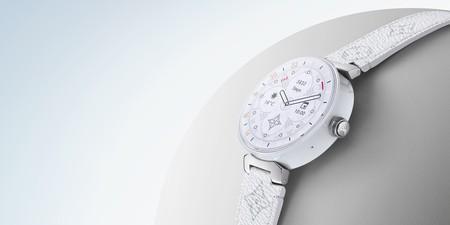El nuevo reloj inteligente de Louis Vuitton con Wear OS llega con mejor procesador y más memoria