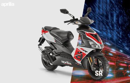 La Aprilia eSR1 podría ser la primera moto eléctrica de los de Noale y tomar la base de la Vespa Elettrica