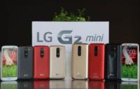 El LG G2 Mini sigue la tendencia de los modelos 'Mini'